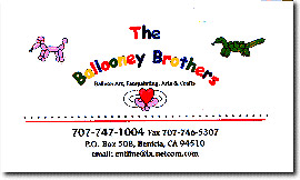 The Ballooney Brothers